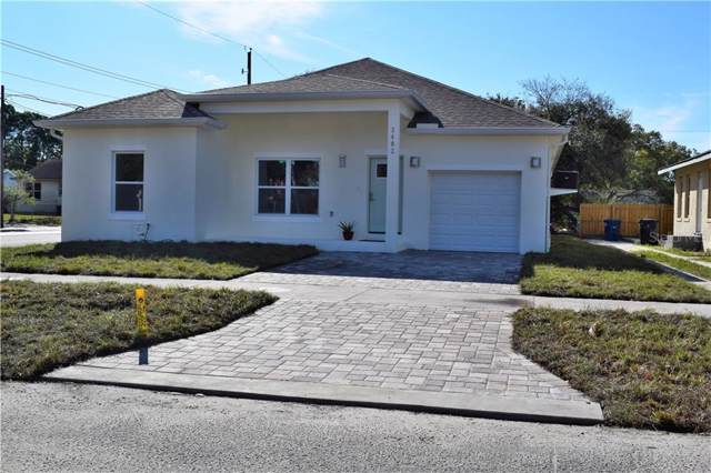 2402 W Fig Street, Tampa, FL 33609 (MLS #T3221804) :: Team Bohannon Keller Williams, Tampa Properties