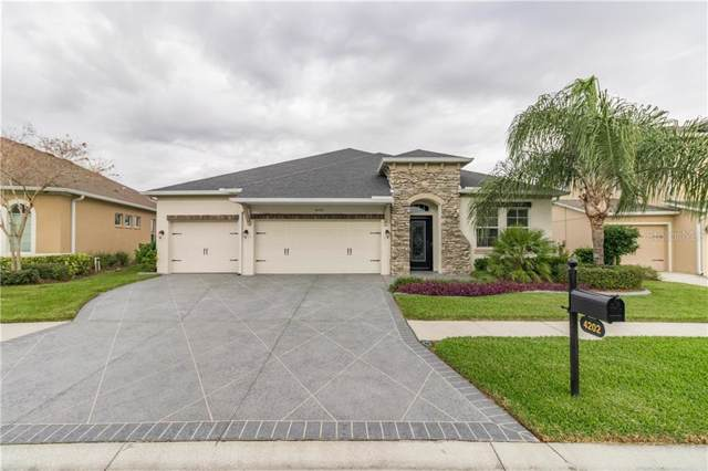 4202 Windcrest Drive, Wesley Chapel, FL 33544 (MLS #T3221840) :: Premier Home Experts