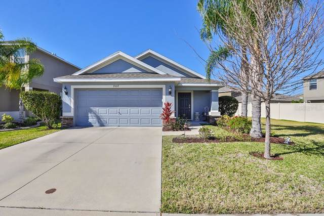 7007 Feather Wood Drive, Ruskin, FL 33573 (MLS #T3221884) :: Gate Arty & the Group - Keller Williams Realty Smart