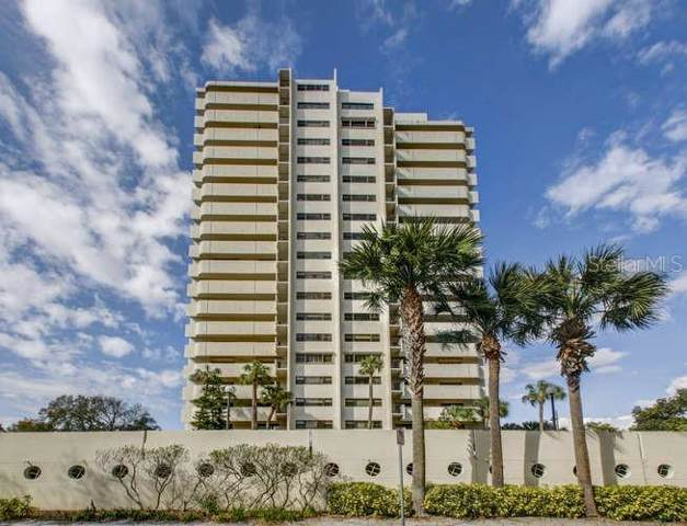 4141 Bayshore Boulevard #1103, Tampa, FL 33611 (MLS #T3221911) :: Team TLC | Mihara & Associates