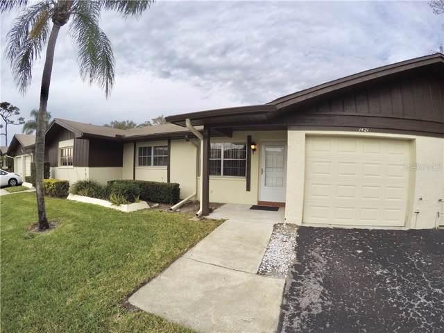 1421 Heather Ridge Boulevard #1421, Dunedin, FL 34698 (MLS #T3221917) :: Cartwright Realty