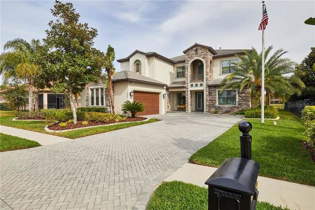 4489 Grand Preserve Place, Palm Harbor, FL 34684 (MLS #T3221920) :: Delgado Home Team at Keller Williams