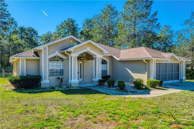 11248 Flower Avenue, Weeki Wachee, FL 34613 (MLS #T3221941) :: Godwin Realty Group