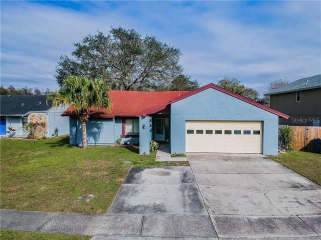 16109 Northglenn Drive, Tampa, FL 33618 (MLS #T3221943) :: Delgado Home Team at Keller Williams