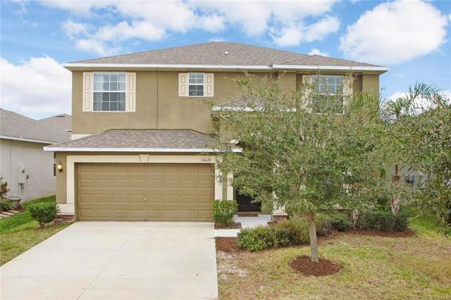 16620 Myrtle Sand Drive, Wimauma, FL 33598 (MLS #T3221969) :: Team Bohannon Keller Williams, Tampa Properties