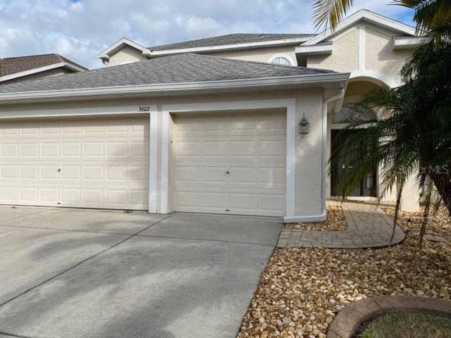 3602 Morgans Bluff Court, Land O Lakes, FL 34639 (MLS #T3222012) :: Team Bohannon Keller Williams, Tampa Properties