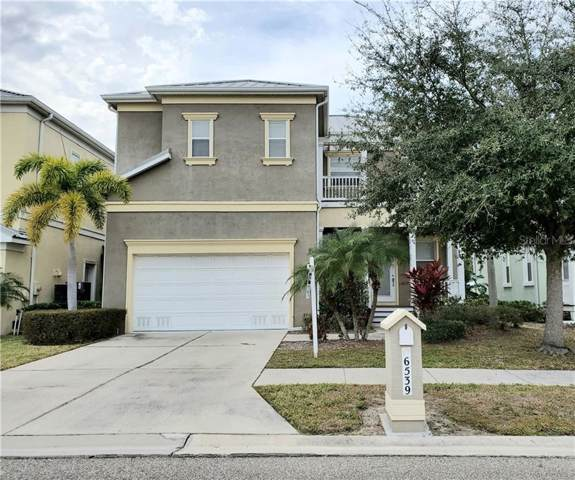 6539 Simone Shores Circle, Apollo Beach, FL 33572 (MLS #T3222074) :: Premium Properties Real Estate Services