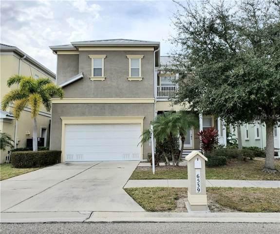 6539 Simone Shores Circle, Apollo Beach, FL 33572 (MLS #T3222074) :: Cartwright Realty