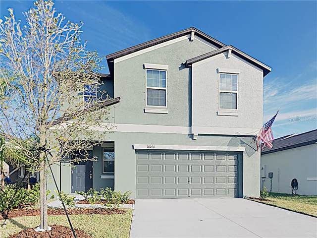10028 Rosemary Leaf Lane, Riverview, FL 33578 (MLS #T3222084) :: Homepride Realty Services