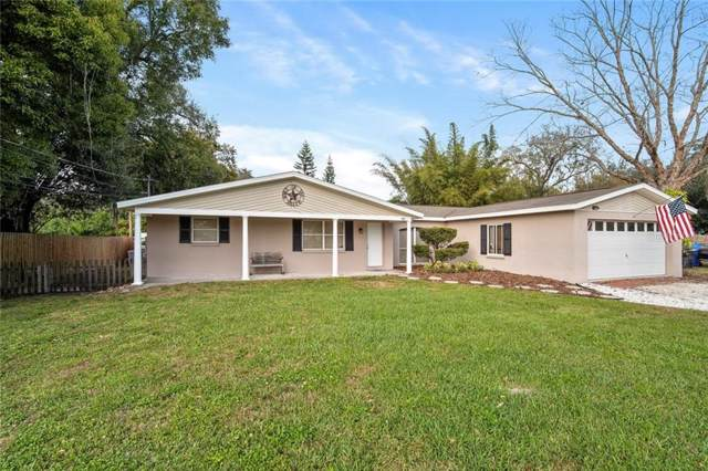 805 W College Avenue, Ruskin, FL 33570 (MLS #T3222103) :: Medway Realty