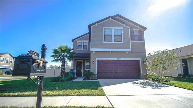 8132 Seagarden Lane, Land O Lakes, FL 34637 (MLS #T3222148) :: Team Borham at Keller Williams Realty