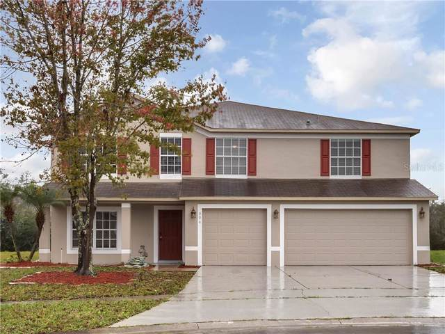 904 Belhaven Drive, Orlando, FL 32828 (MLS #T3222150) :: Cartwright Realty