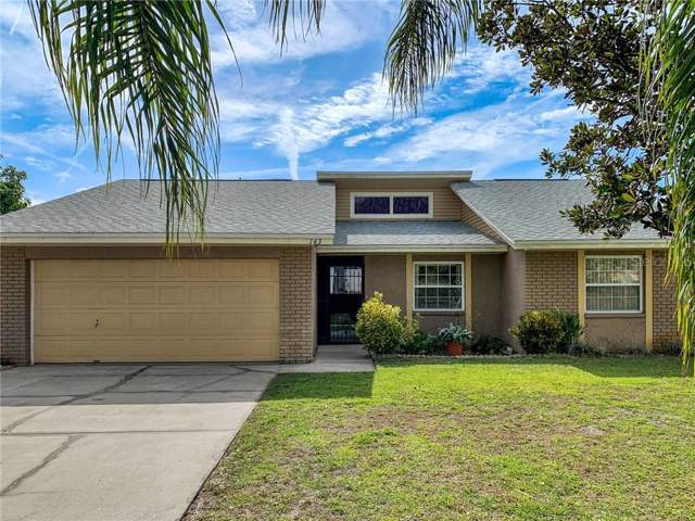 143 Lake Thomas Drive, Winter Haven, FL 33880 (MLS #T3222176) :: Gate Arty & the Group - Keller Williams Realty Smart