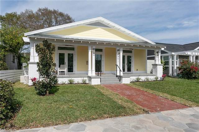 3611 2ND Avenue N, St Petersburg, FL 33713 (MLS #T3222184) :: Lockhart & Walseth Team, Realtors