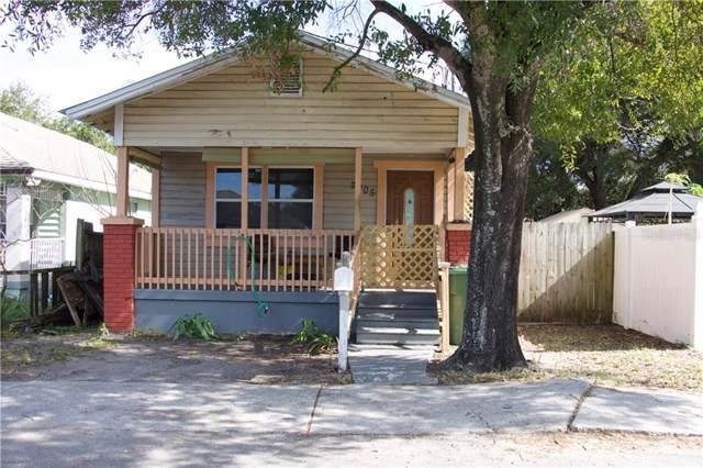 2905 N 24TH Street, Tampa, FL 33605 (MLS #T3222202) :: Gate Arty & the Group - Keller Williams Realty Smart