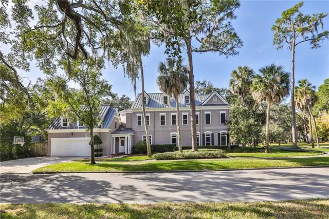 4420 S Swann Circle, Tampa, FL 33609 (MLS #T3222244) :: Andrew Cherry & Company