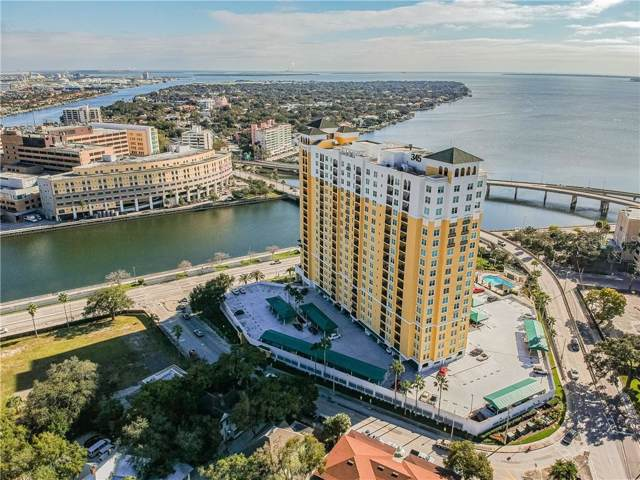 345 Bayshore Boulevard #310, Tampa, FL 33606 (MLS #T3222257) :: Carmena and Associates Realty Group