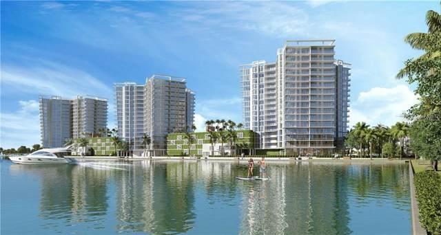 4900 Bridge Street #1707, Tampa, FL 33611 (MLS #T3222350) :: Carmena and Associates Realty Group