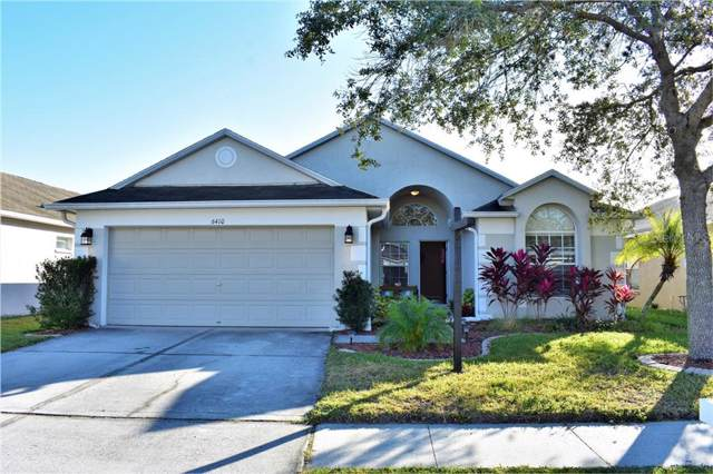 6410 Chapel Pines Boulevard, Wesley Chapel, FL 33545 (MLS #T3222395) :: Team Bohannon Keller Williams, Tampa Properties