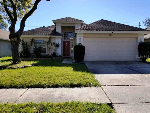 1603 Scotch Pine Drive, Brandon, FL 33511 (MLS #T3222416) :: Carmena and Associates Realty Group