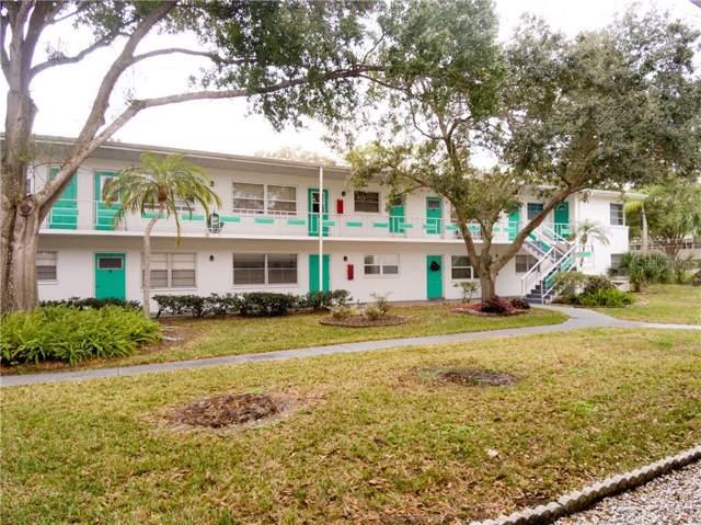 5850 21ST Street N #6, St Petersburg, FL 33714 (MLS #T3222484) :: Keller Williams on the Water/Sarasota