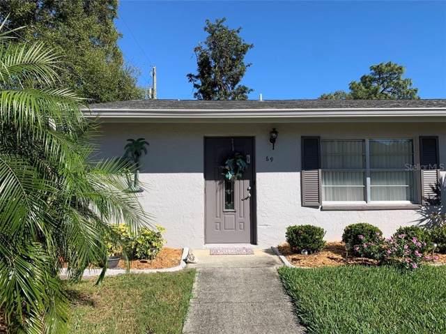 302 Canton Court #69, Sun City Center, FL 33573 (MLS #T3222505) :: Team Bohannon Keller Williams, Tampa Properties