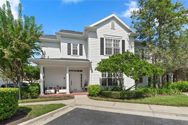 308 Sea Island Way, Tampa, FL 33602 (MLS #T3222579) :: Team Bohannon Keller Williams, Tampa Properties