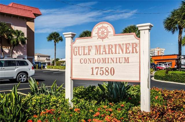 17580 Gulf Boulevard #306, Redington Shores, FL 33708 (MLS #T3222593) :: Godwin Realty Group