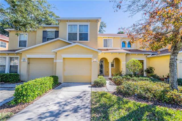 6954 Marble Fawn Pl, Riverview, FL 33578 (MLS #T3222638) :: The A Team of Charles Rutenberg Realty