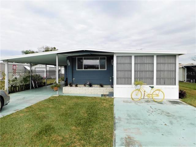 36527 Lakewood Drive, Zephyrhills, FL 33542 (MLS #T3222640) :: Cartwright Realty