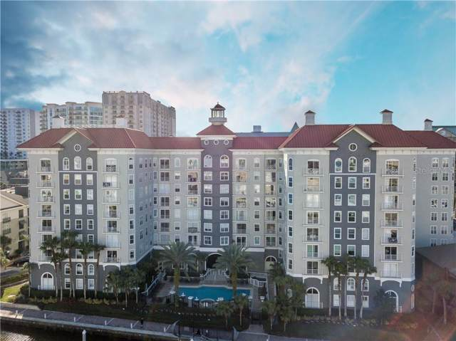 700 S Harbour Island Boulevard #213, Tampa, FL 33602 (MLS #T3222714) :: The Duncan Duo Team
