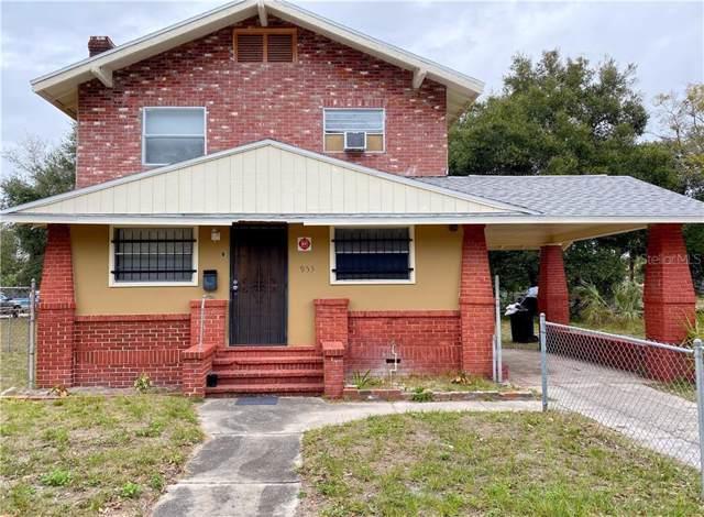 953 12TH Avenue S, St Petersburg, FL 33705 (MLS #T3223081) :: Team Bohannon Keller Williams, Tampa Properties