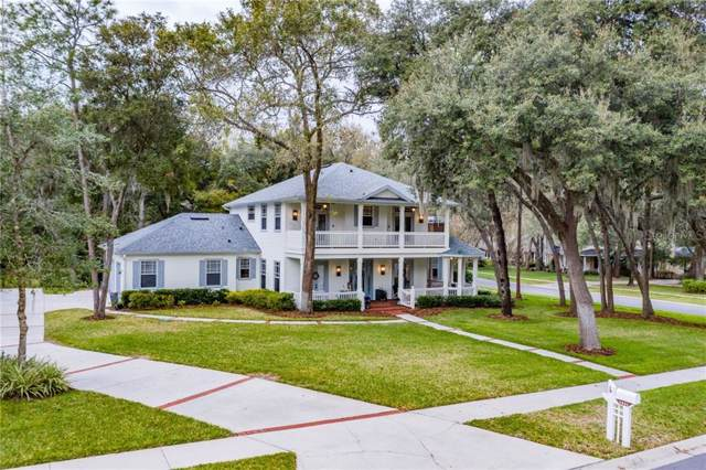 5801 Audubon Manor Boulevard, Lithia, FL 33547 (MLS #T3223166) :: The Brenda Wade Team