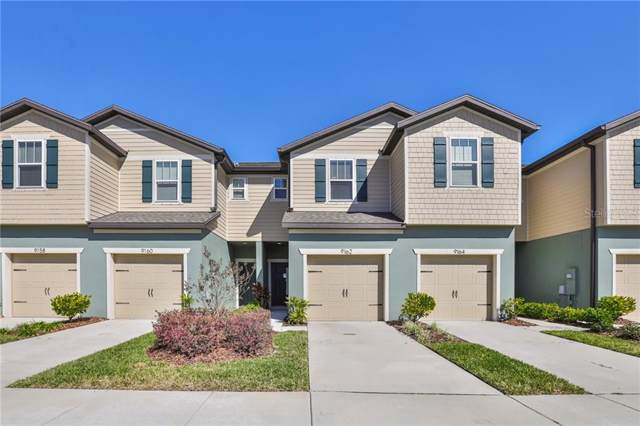 9162 Hillcroft Drive, Riverview, FL 33578 (MLS #T3223588) :: Griffin Group