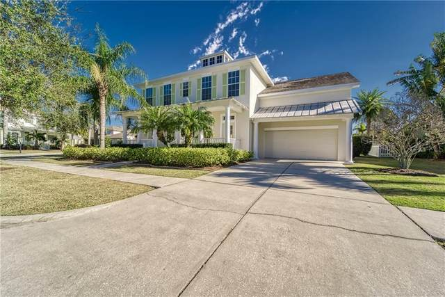 5208 Brighton Shore Drive, Apollo Beach, FL 33572 (MLS #T3224088) :: Gate Arty & the Group - Keller Williams Realty Smart