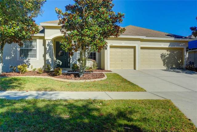 448 Arch Ridge Loop, Seffner, FL 33584 (MLS #T3224177) :: The Duncan Duo Team