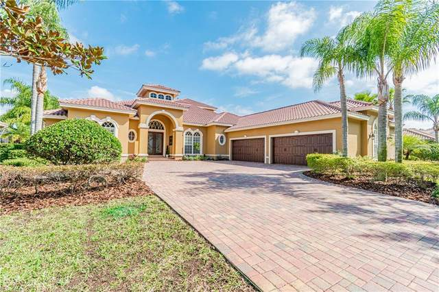 9712 Tree Tops Lake Road, Tampa, FL 33626 (MLS #T3224265) :: 54 Realty