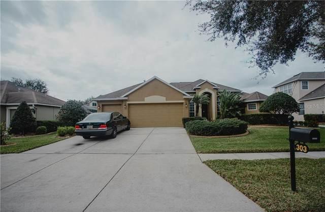 303 Savannah Oaks Place, Seffner, FL 33584 (MLS #T3225206) :: Team Borham at Keller Williams Realty
