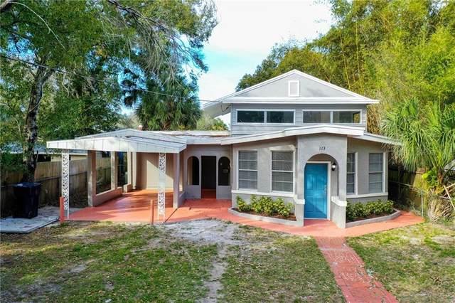 113 W Wilder Avenue, Tampa, FL 33603 (MLS #T3225512) :: 54 Realty
