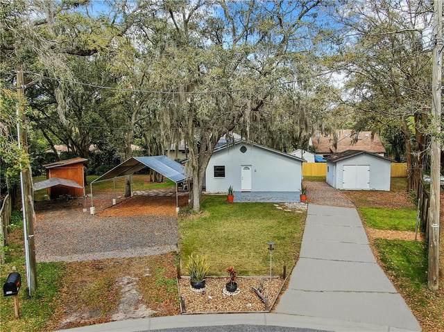 7401 Capitano Cove, Riverview, FL 33578 (MLS #T3225624) :: Lovitch Group, LLC
