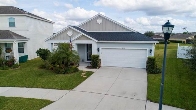 11534 Balintore Drive, Riverview, FL 33579 (MLS #T3225862) :: The Duncan Duo Team