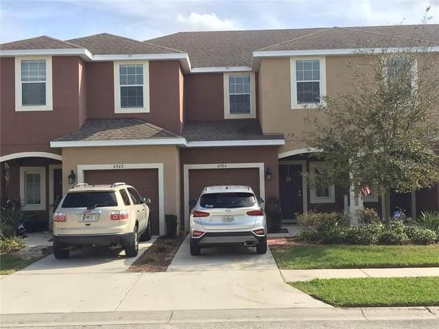 6924 Holly Heath Drive, Riverview, FL 33578 (MLS #T3225866) :: Team Bohannon Keller Williams, Tampa Properties