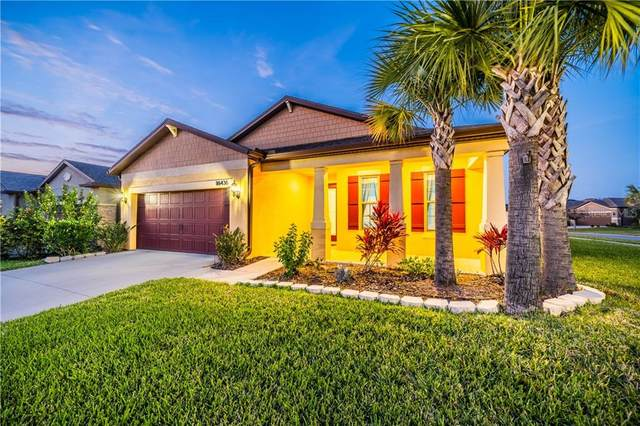 16436 Treasure Point Drive, Wimauma, FL 33598 (MLS #T3225993) :: Griffin Group