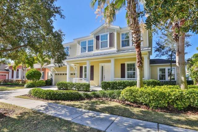 5322 Loon Nest Court, Apollo Beach, FL 33572 (MLS #T3226009) :: The Duncan Duo Team