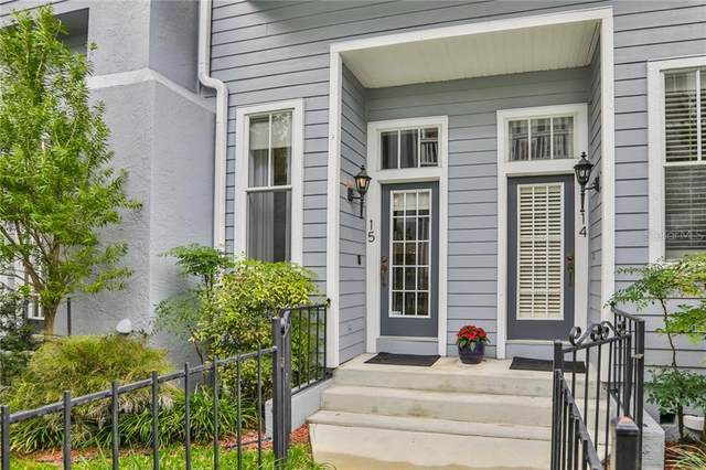 919 S Rome Avenue #15, Tampa, FL 33606 (MLS #T3226036) :: 54 Realty