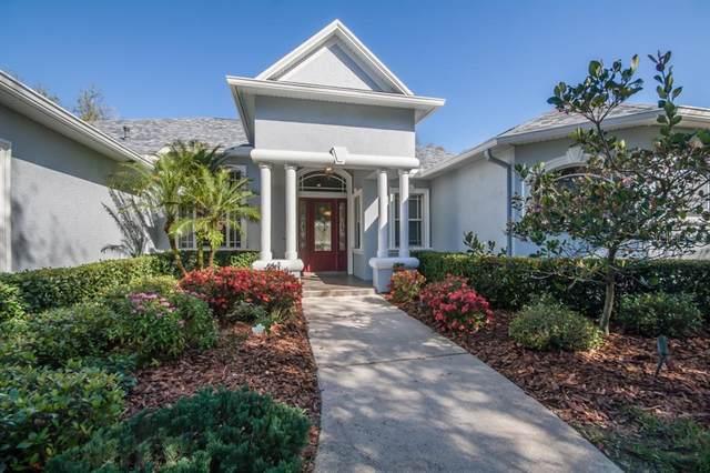 1446 Kensington Woods Drive, Lutz, FL 33549 (MLS #T3226111) :: Burwell Real Estate