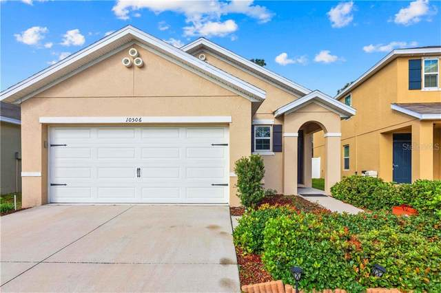 10506 Whispering Hammock Drive, Riverview, FL 33578 (MLS #T3226216) :: Griffin Group