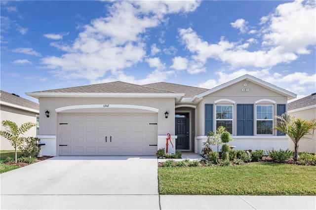 11942 Cross Vine Drive, Riverview, FL 33579 (MLS #T3226227) :: Premier Home Experts