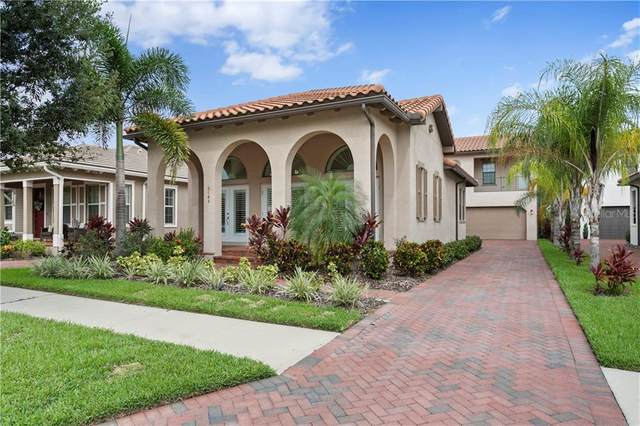 6145 Yeats Manor Drive, Tampa, FL 33616 (MLS #T3226250) :: Premium Properties Real Estate Services