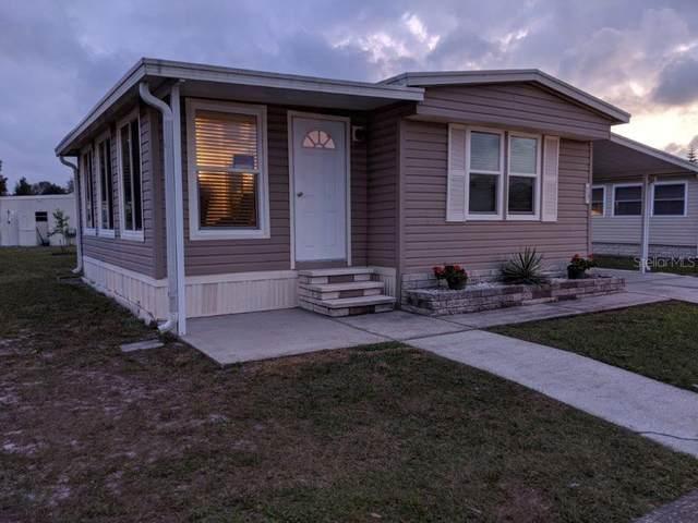 1710 7TH Street SW #29, Ruskin, FL 33570 (MLS #T3226264) :: Dalton Wade Real Estate Group
